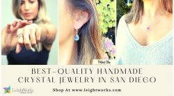 Best-Quality Handmade Crystal Jewelry in San Diego