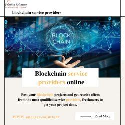 Blockchain professional freelancers online
