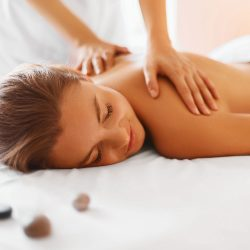What are the types of massage therapy?
