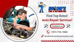 Get Quality Auto Repair Services!