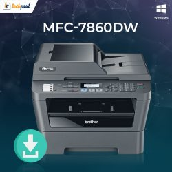 Brother MFC-7860DW Driver Download and Update for Windows