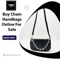 Buy Chain Handbags Online for Sale