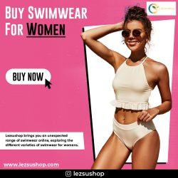 Buy Swimwear For Women