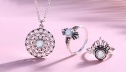 Handmade Wholesale Sterling Silver Moonstone Jewelry