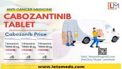 Cabozanib Tablet Price Wholesale | Generic Cabozantinib Supplier