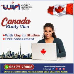 Canada Study Visa With Gap in Studies