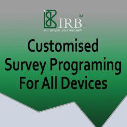 Paid Survey Programming Service | Survey Programme | IRBureau