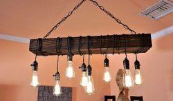 Rectangle Chandelier Lighting