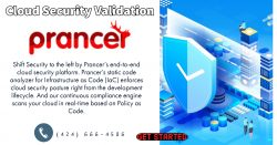 Cloud Security Validation