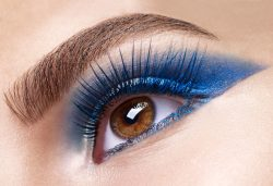 Some tips for color eyelash extensions