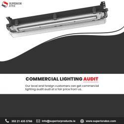 Commercial Lighting Audit