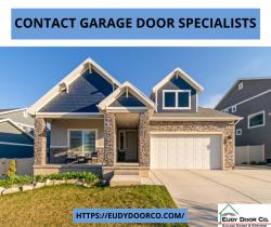Contact Garage Door Specialists at the Best Price