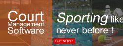 Sports League Management Software