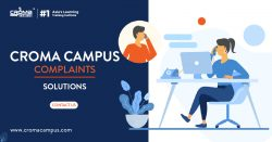 Special Things About Croma Campus Complaints