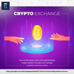 Best Bitcoin Crypto Exchange Wallet | Erium App