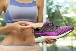 Vista Physiotherapy and Massage help with Custom Fit Orthotics