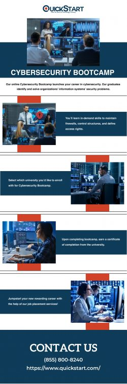 Extensive Cybersecurity Bootcamp Online Courses – Quickstart