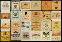 Vintage Wine Label Prints   Vintage99