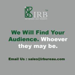 B2C Market Research Company | Online B2C Survey Panel Management | IRBureau