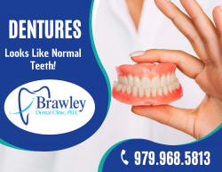Reliable Option for Your False Teeth