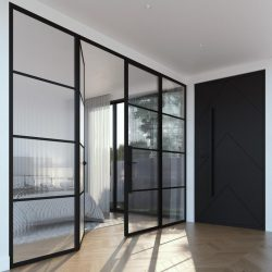 Zen Steel frame Glass Doors – Zen Doors