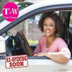 Female Driver Rideshare