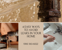 4 Easy Ways to Avoid Leaks in Your Home