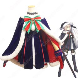 FGO アルトリア・ペンドラゴン サンタオルタ コスプレ衣装 『Fate/Grand Order』 cosplay 仮装 変装