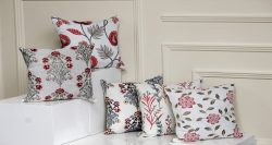Buy Embroidered Cotton Cushion Covers Online India | Home Decor | Whispering Homes
