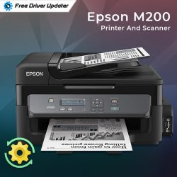 Epson M200 Printer And Scanner Driver Download and Update