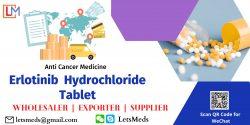 Generic Erlotinib Tablet Price Wholesale Philippines