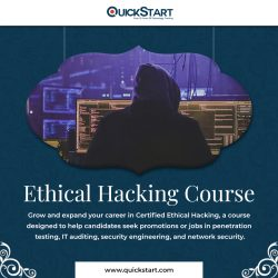 Introduction to Ethical Hacking Course – QuickStart