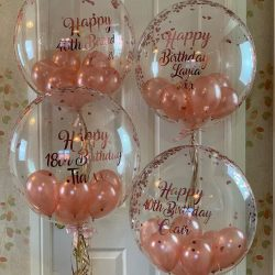 Customize your balloons with your brand