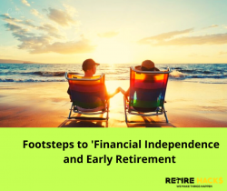 Footsteps to 'Financial Independence and Early Retirement