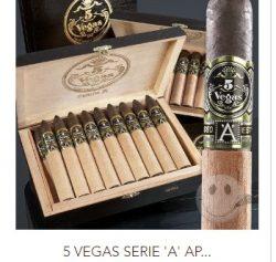 5 Vegas Cigars Near Me