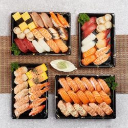 Sushi Places in Singapore