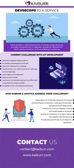Get DevOps as a Service – Kaiburr