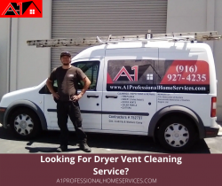 Get Professional Dryer Vent Cleaning Help