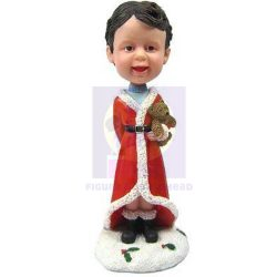 Custom Christmas Bobblehead As Christmas Gifts