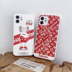 Supreme iphone13pro maxケース 個性 斜め掛け ルイヴィトン iphone13proケース