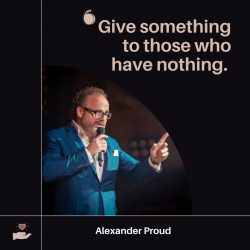 Alex Proud – Proud Cabaret