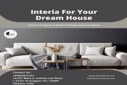 Interior Designer in Delhi To Design Internal spaces