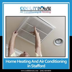 Home Heating and Air Conditioning in Stafford
