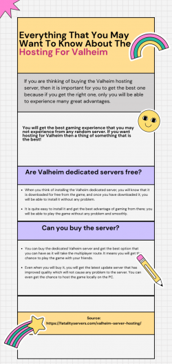 Hosting For Valheim-Take the multiplayer route