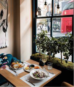 Best Seafood Restaurant in Kensington, London