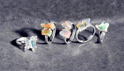 Buy Trending Opal Gemstone Jewelry