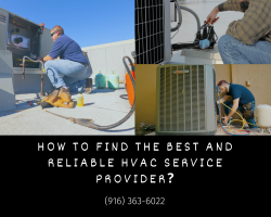 How to find the best and Reliable HVAC Service Provider?