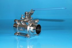 Why Choosing Sanitary Valve Rather Than Industrial Valve