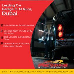 Leading Car Garage in Al Quoz, Dubai