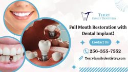 Improve Your Appearance with Dental Implants